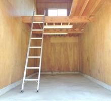 木造倉庫のトランクルーム