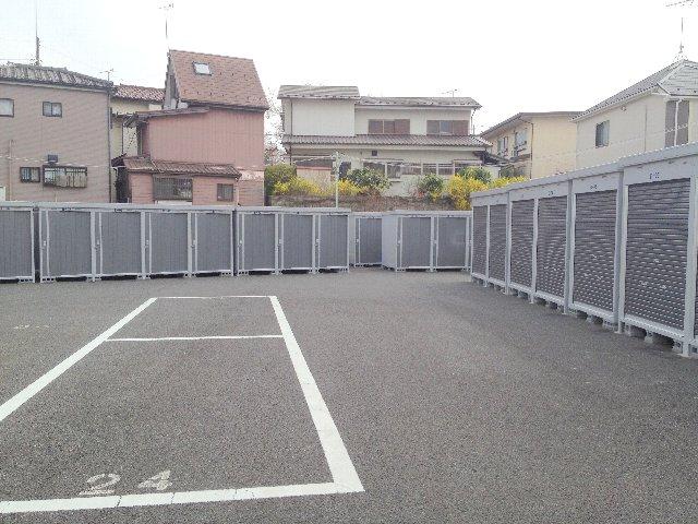 エヌピートランク秋津町4丁目(外観)