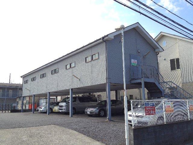 エヌピートランク桜堤Ⅱ(外観)