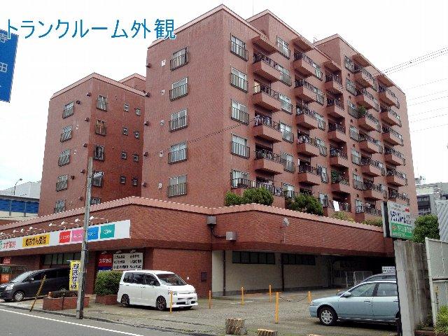 エヌピートランク高井戸(外観)