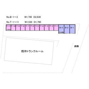 中里2丁目Ⅱ