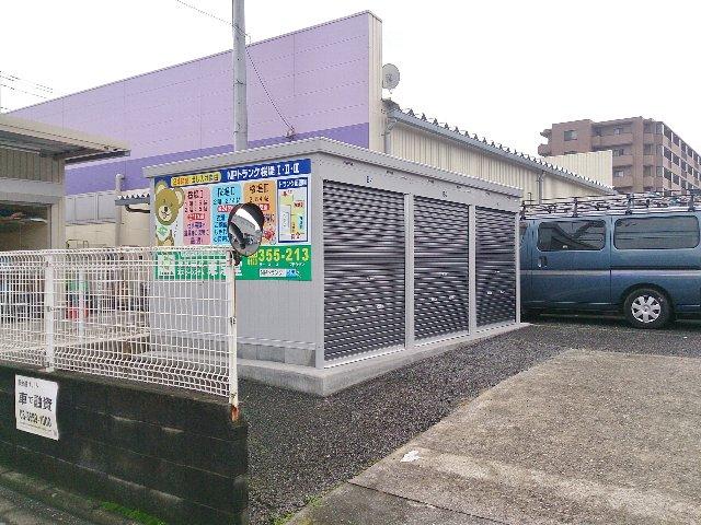 エヌピートランク桜堤Ⅲ(外観)
