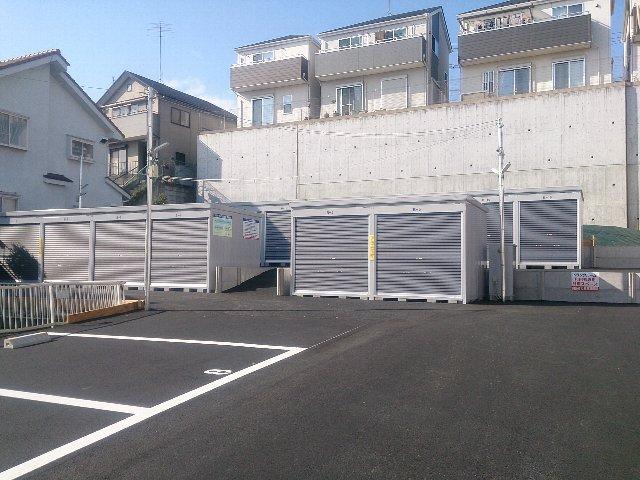エヌピートランク黒目川(外観)