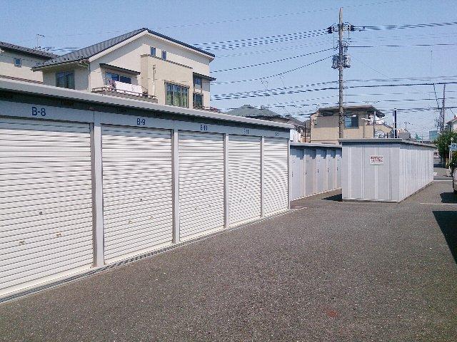 エヌピートランク田無向台(外観)