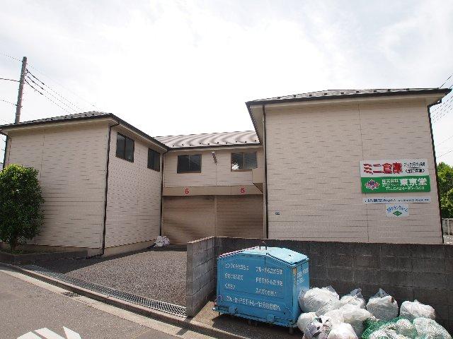 エヌピートランク中央町(外観)