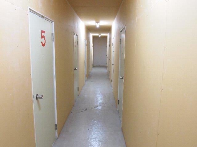エヌピートランク東所沢(共用廊下)