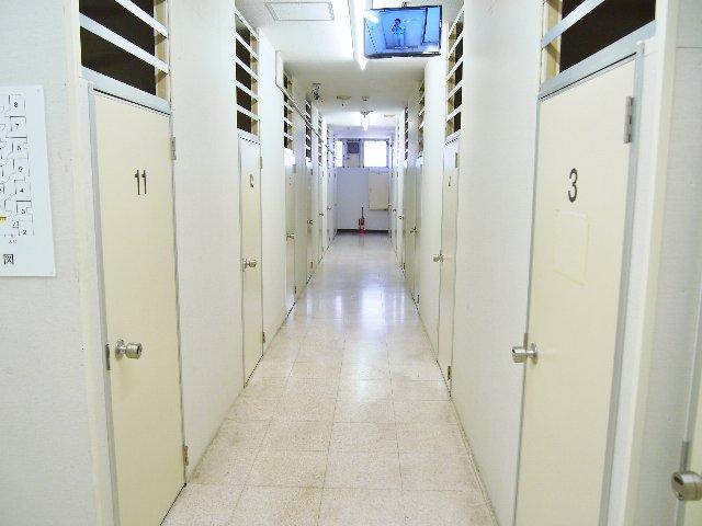 エヌピートランク大森西(共用廊下)