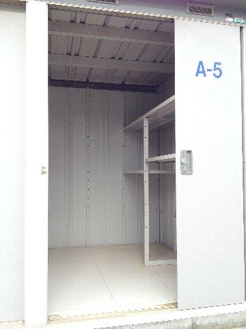 エヌピートランク上清戸Ⅱ(トランクルーム内観)