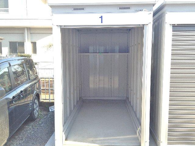 エヌピートランク新堀2丁目(2.1帖内観)