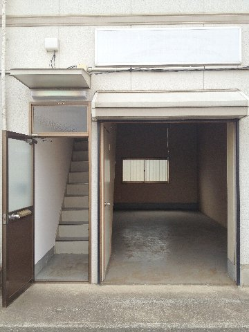 残堀ビジネスプラザ(外観1階)