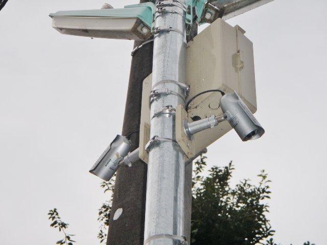 エヌピートランク稲荷山公園(防犯カメラ)