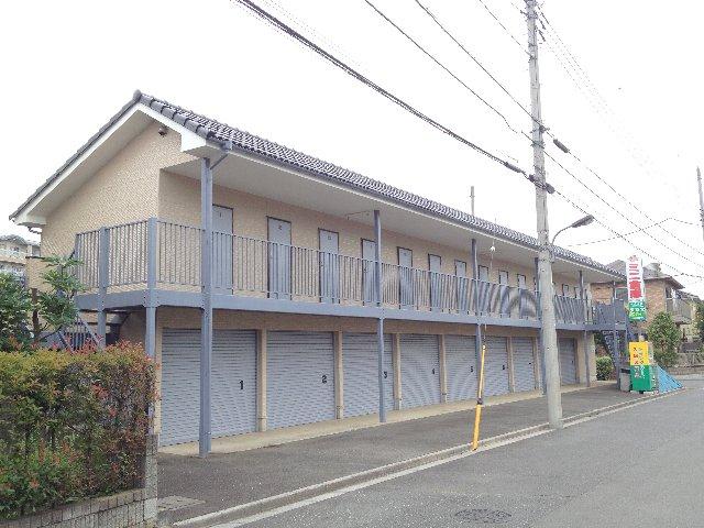 エヌピートランク小山5丁目(外観)