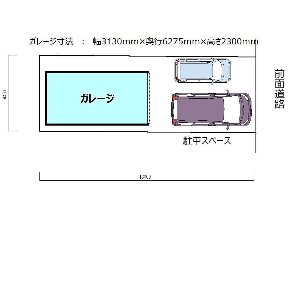 エヌピートランク小平仲町(間取り図)