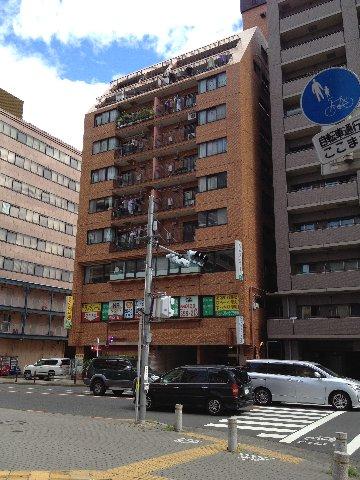 エヌピートランク府中(外観)