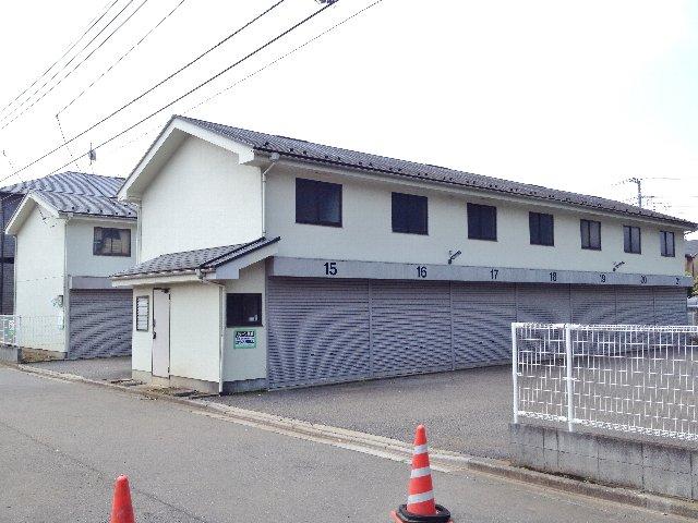 エヌピートランク新堀(外観)
