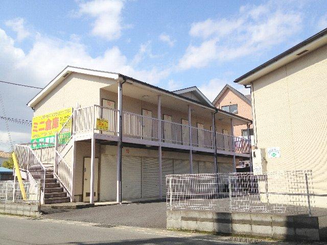 エヌピートランク下安松(外観)