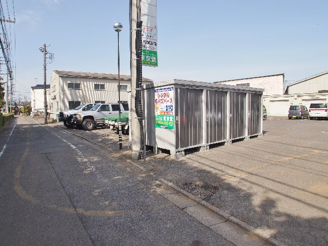 エヌピートランク久米川町1丁目(外観)