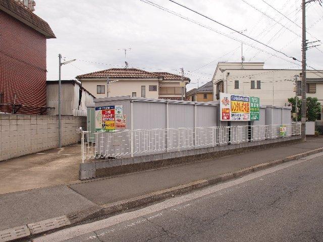 エヌピートランク新秋津(外観)