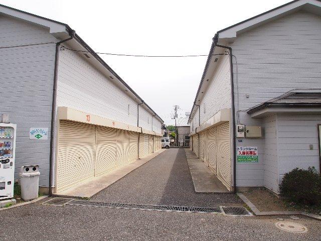 エヌピートランク前沢(外観)