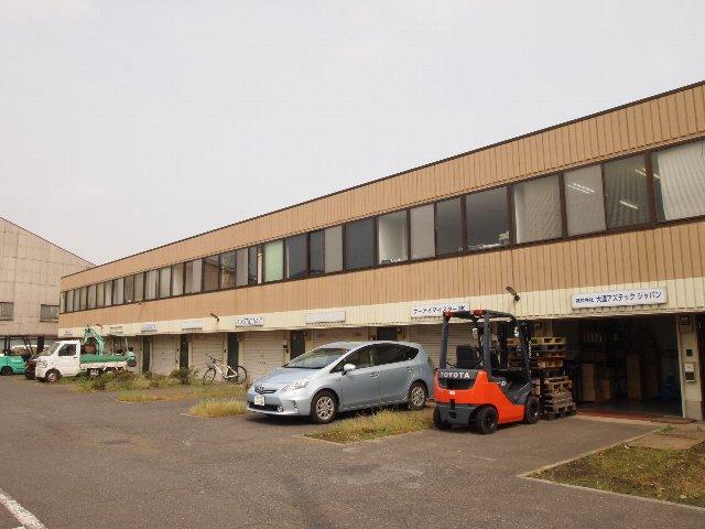 久米川町ビジネスプラザ(外観)