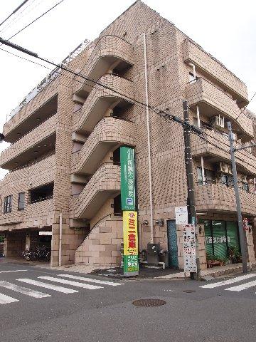 エヌピートランク小川(外観)