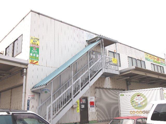 エヌピートランク奥戸(外観)
