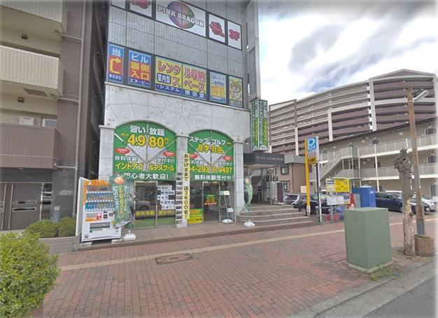 エヌピートランク入間市駅前(建物外観)