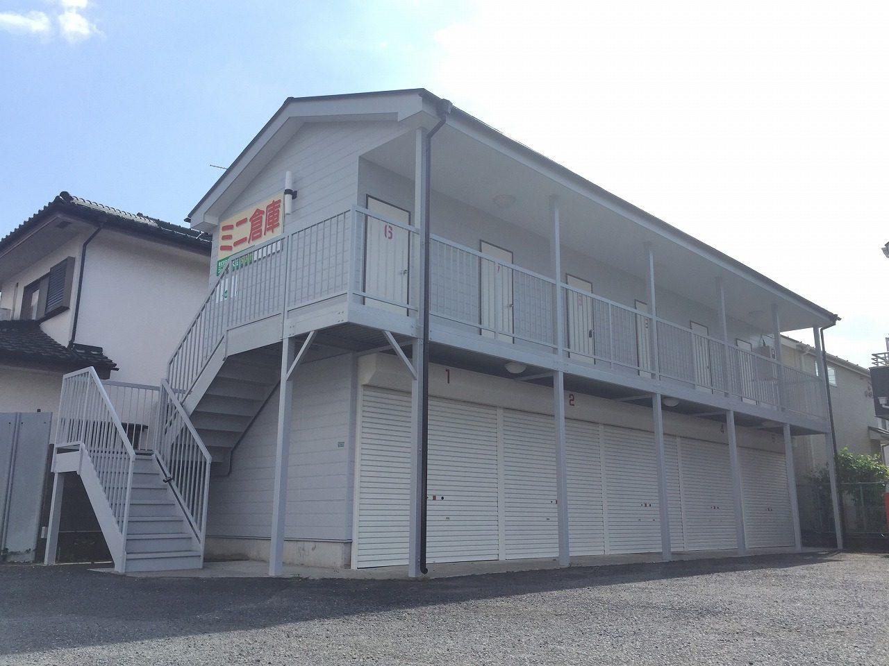 エヌピートランク桜堤(外観)
