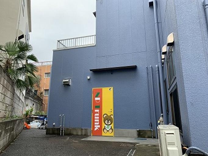 エヌピートランク武蔵村山市学園(外観(入口側))