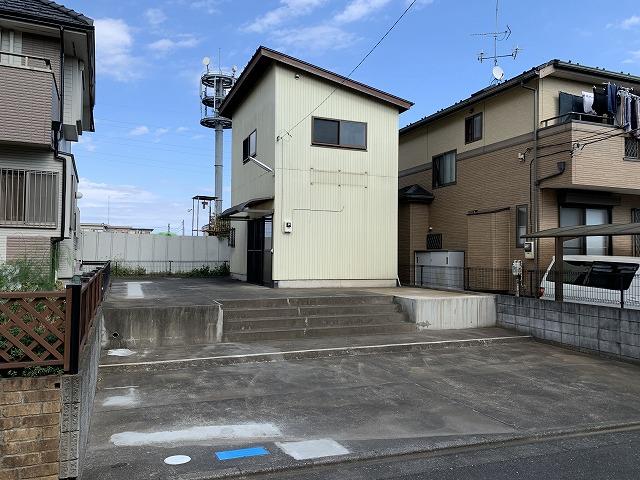 久米川町2丁目倉庫付事務所(外観)